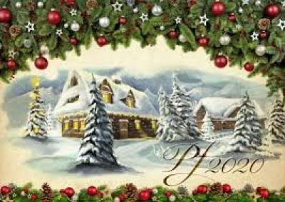 Přejeme vám krásné svátky