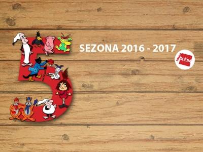 A je to tady!!! Sezóna 2016/2017