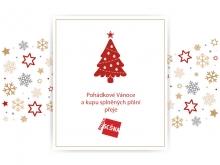 Pohádkově vymalované Vánoce a zasněný Nový rok!